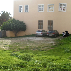 Large Lot in the historical center of Ermoupolis
