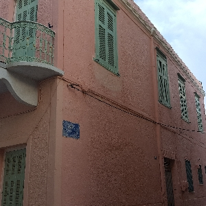 Central House in Ermoupoli