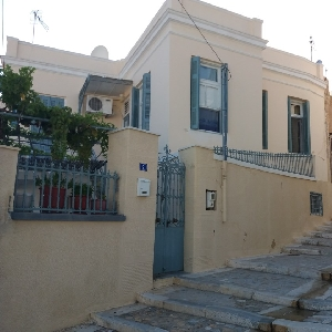 Two Storey House in Hermoupolis City Center