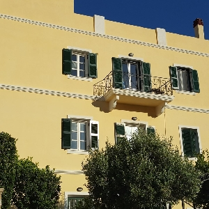 Top Floor Flat in Ermoupoli