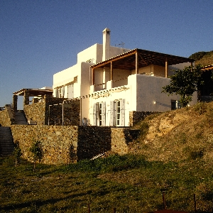 Detached house in Adeiata-Poseidonia