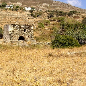 Buildable lot at Faneromeni, Tinos